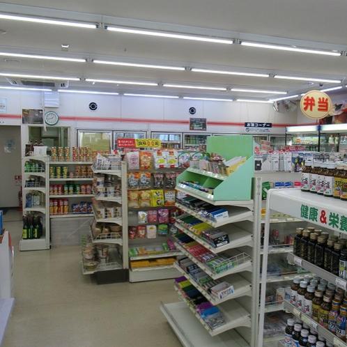 ◆コンビニ店内
