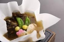 舞茸のおろし鍋
