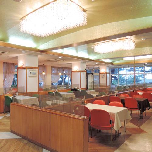 ◎レストラン「海音」お食事はこちらでご用意いたします。