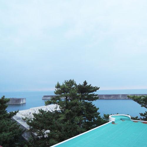 当館からの眺め