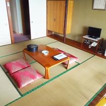 <和室タイプ:バス無しトイレ付>東シナ海を一望!