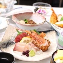 【人気NO、3】●郷土の幸を中心とした和洋会席1泊2食!●鹿児島は食材の宝庫!迷ったらコレ♪