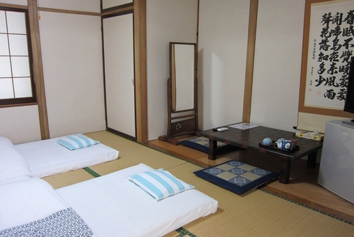 6畳和室 気軽に*ビジネス・観光素泊り*お得に使えます!
