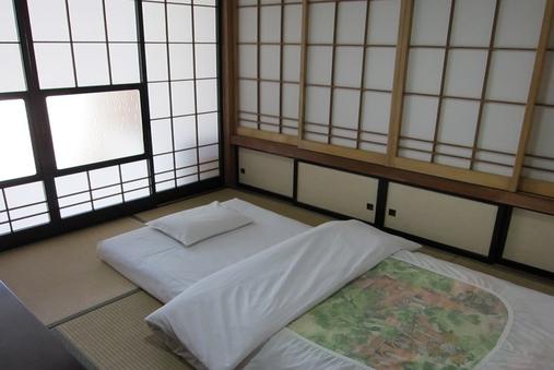 和室4.5畳ビジネス素泊り低料金プラン!!