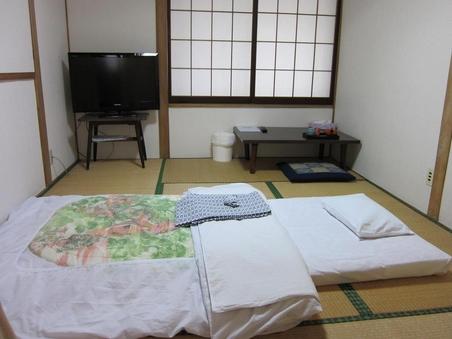 6畳和室 割安に気軽に利用