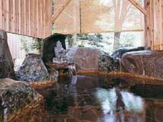 大浴場(岩露天風呂)