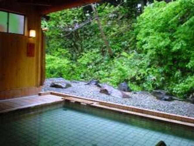大浴場(離れ露天風呂)