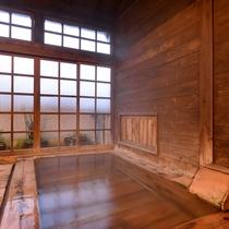 *風呂(鼬沢の湯)/ゲストは1日2組限定。無料で貸切風呂をお楽しみ下さい。