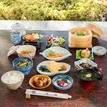 *朝食一例/手作りがうれしい和食をご提供しています。