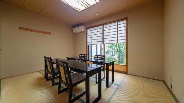 個室お食事処 椅子テーブル席