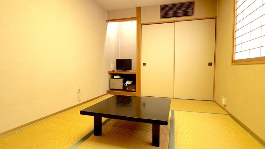 和室6畳|2名定員|トイレ付|禁煙