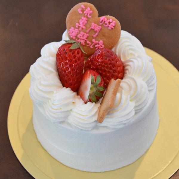 記念ケーキ(3号)