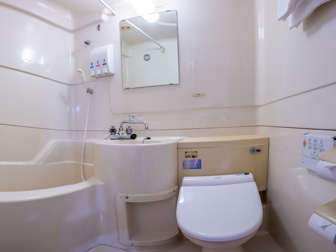 【客室】セミダブルルーム 2 バスルーム