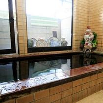 白銀の湯から引湯した伊香保温泉