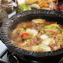 鴨すき焼き★やわらかく濃厚な鴨肉の旨味が口の中に広がります♪