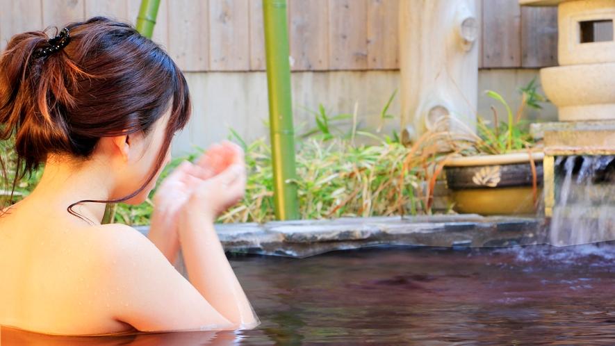 ◆クレオパトラも愛したワイン風呂。美容効果にも期待!