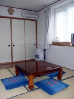 和室にんじんバストイレ付