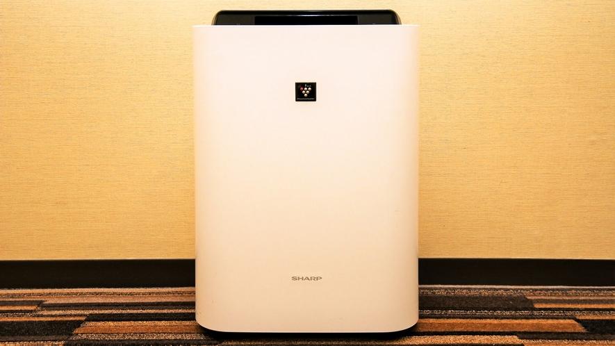 【貸出品】空気清浄機・加湿器