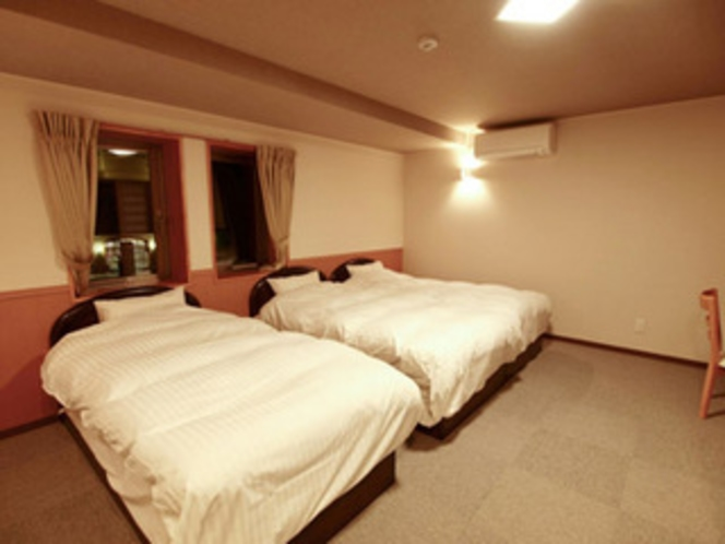客室の一例(3人部屋)