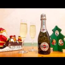静寂の清里でちょっと贅沢なクリスマスを☆+゚ 乾杯ドリンクサービス付き!