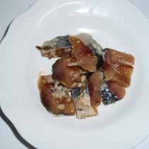 *【夕食一例】ニシン麹漬