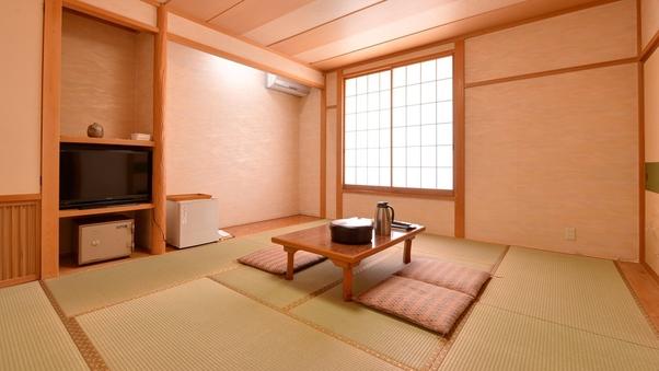 【本館・禁煙】山の木々に囲まれた大奥の部屋|和室10畳