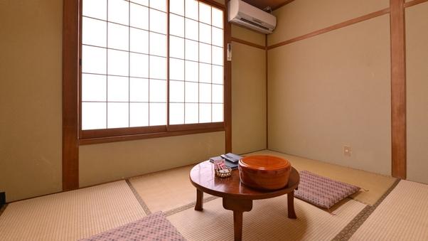 【本館・喫煙】昔ながらの和室6畳(土曜日も平日料金)
