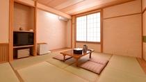 *大奥和室10畳(客室一例)/自然豊かな奥那須を一望できるお部屋で寛ぎのひと時をお過ごし下さい
