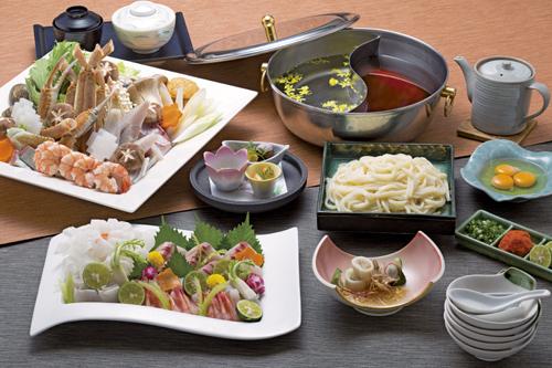 冬季鍋宴会(一例です)