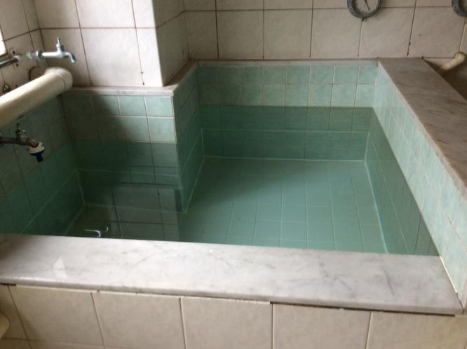 お風呂水風呂