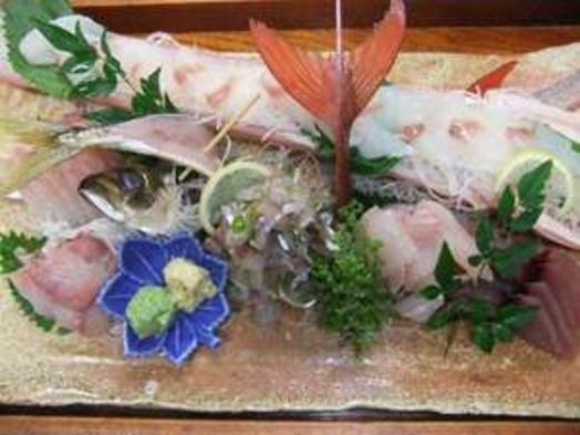 お刺身をお腹いっぱい食べて大満足!ご家族、グループのお客様歓迎。豪華お刺身の盛合せ付きプラン♪
