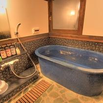 【母屋:当主の間】浴室