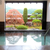【別邸貸切風呂】 ご宿泊のお客様は無料でご利用いただけます。