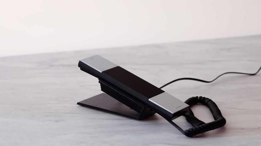客室用電話