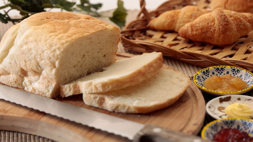 自家製食パン