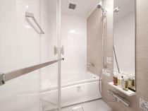 ■別館プラス■清潔感のあるバスルーム