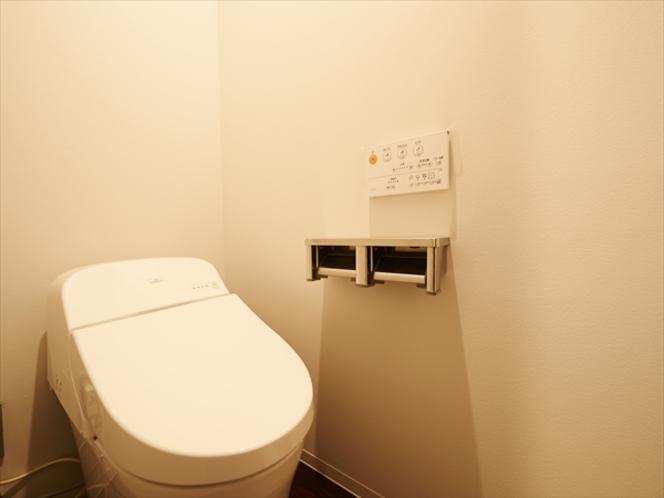 ■別館プラス■セパレートタイプトイレ