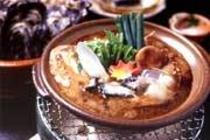 かきの土手鍋