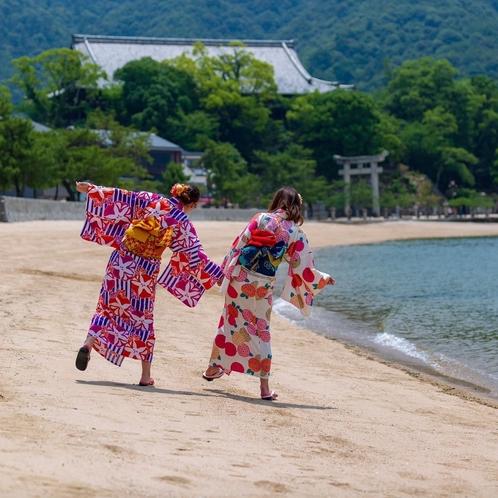 宮島の観光と魅力③