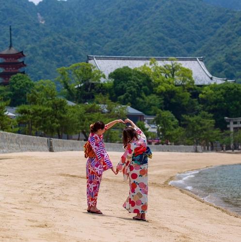 宮島の観光と魅力⑦
