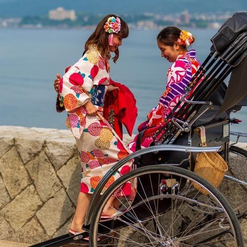 宮島の観光と魅力⑥