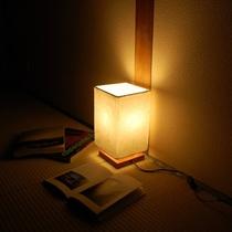 和風コテージ(和室)灯り