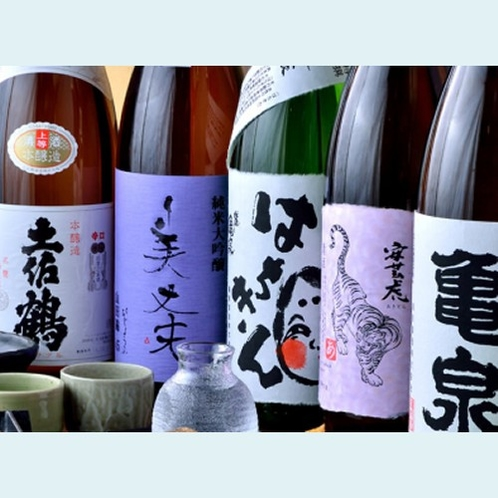 土佐地酒(画像はイメージです)