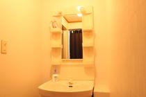 【定員6名部屋(101)】洗面台