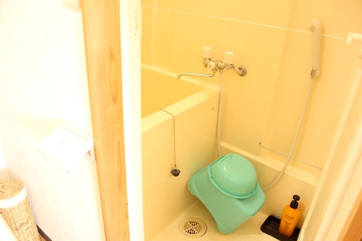 【定員3名部屋(205)】お風呂