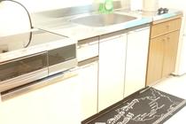 【定員5名部屋(201)】キッチン
