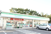 ファミリーマート白良浜店(徒歩5分)
