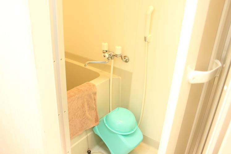 【定員4名部屋(202)】お風呂