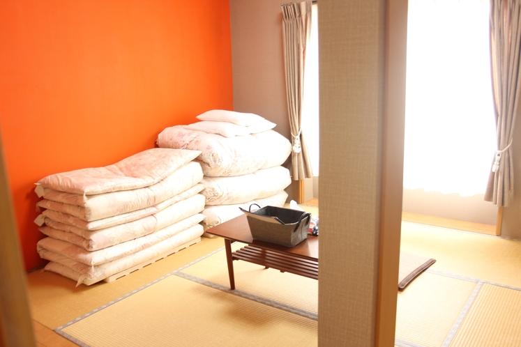 【定員3名部屋(205)】客室