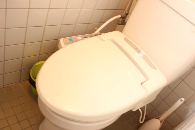 【定員4名部屋(103)】トイレ